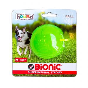 Outward Hound Bionic Opaque Ball MEDIUM