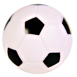 PETSPORT TUFF SQUEAKS MINI FOOTBALL