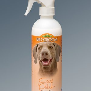 BIO GROOM , COAT POLISH  SPRAY-ON-SHEEN