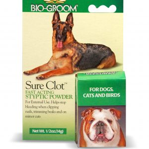 BIO GROOM SURE CLOT SYPTIC POWDER