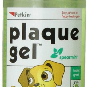 PETKIN PLAQUE GEL SPEARMINT