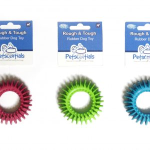 PET BRANDS PETSENTIALS TOUGH RUBBER DISC