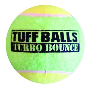 PETSPORT TUFF BALL TURBO BOUNCE 2PK