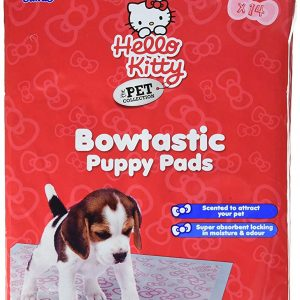 PET BRANDS BOWTASTIC PUPPY TRAINING PADS 5 PADS PACK