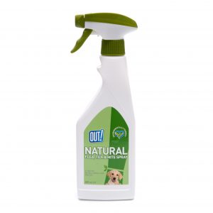 OUT! TICK AND FLEA SPRAY
