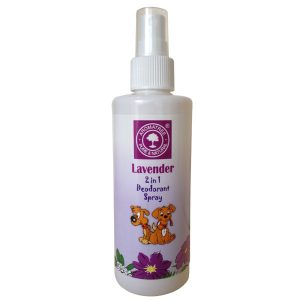 Aroma Tree 2 in 1 Deodorant Spray 200 ml - Lavender