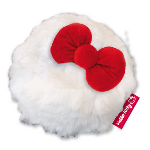 PET BRANDS HELLO KITTY FURBALL CATNIP TOY
