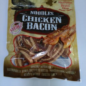 RENA'S DOGAHOLIC NOODELS CHICKEN BACON