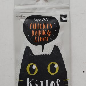 KITTOS CAT CHICKEN JERKY STRIPS