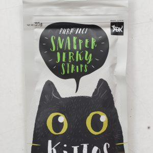 KITTOS CAT SNAPPER JERKY STRIPS