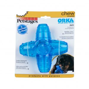 OUTWARD HOUND ORKA JACK CHEW TOY