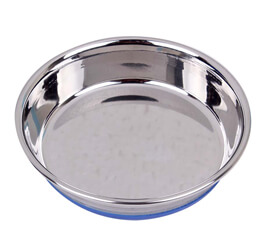 CAT PUPPY SILICON BASE BOWL