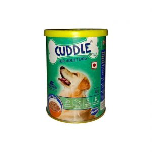 Venkys Cuddle Wet Food For Adult Dog 400 gms