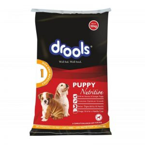 Drools Puppy Chicken And Egg, 15 Kg