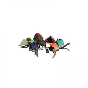 "PETSPORT TUFF PLUSH CANVAS CRAWLERS 11"" ASSORTED"