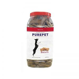 Pure Pet Chicken Flavour Biscuits 500gm