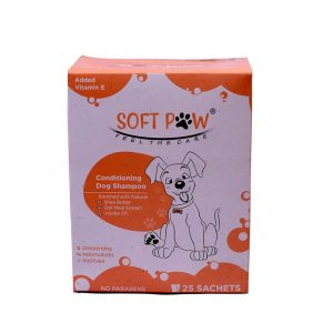 SoftPaw Conditioning Sachets